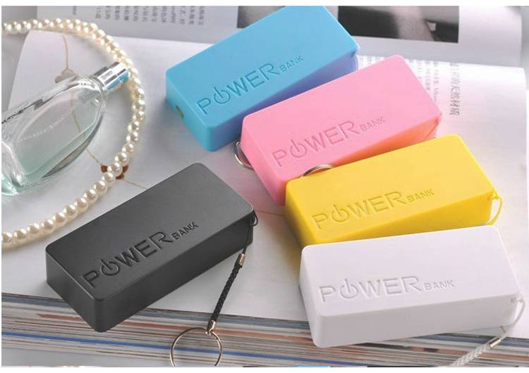 Best gift perfume style power bank 3600mah charger for smart phone