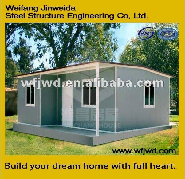 Certified Quality Modular Prefabricated House