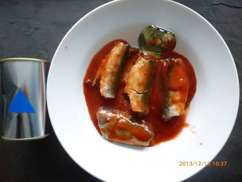 155g Canned Sardine in Tomato Sauce