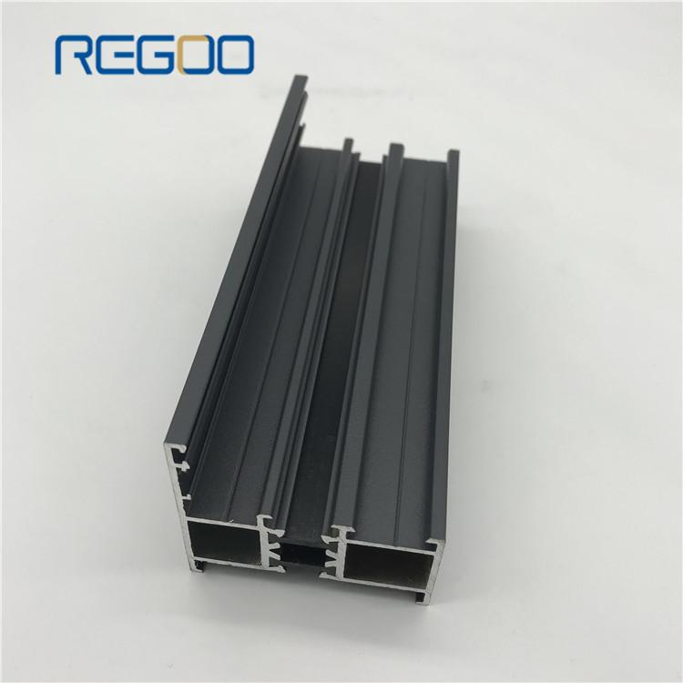Aluminium 6082 CNC Milling Anodized Aluminum Profiles
