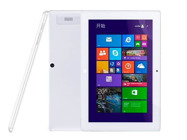 Intel Windows 8.1 10.1'' Tablet PC