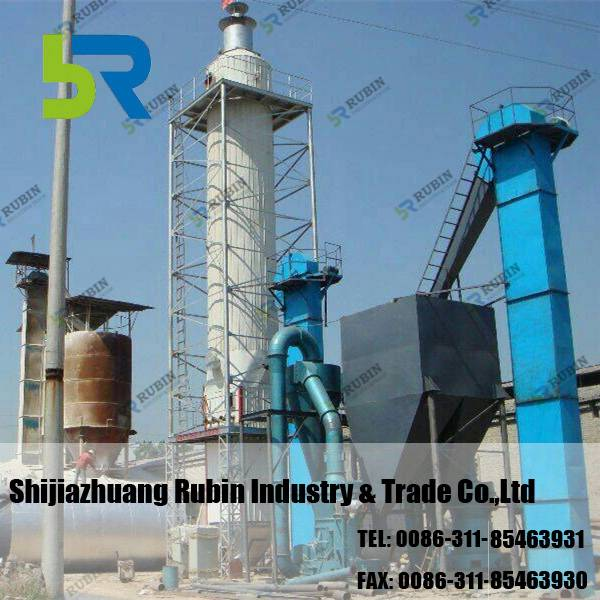 High Quality Gypsum Powder Production Line
