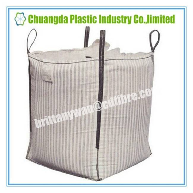 Anti-Leaking PP Woven Bulk Jumbo Ton Bag