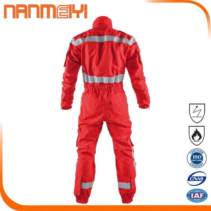 Safety Flame Retardant Clothing High Vis Workwear