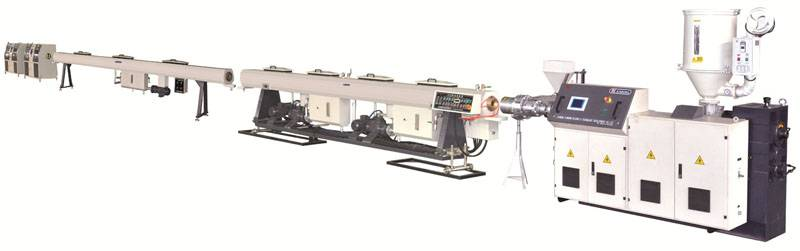 PC, PMMA, ABS Pipe Extrusion Line