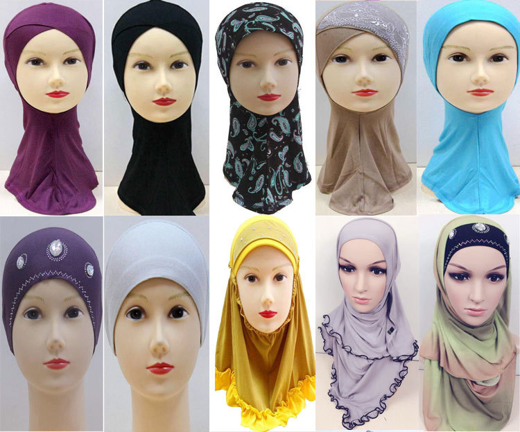 Inner Tudung and Scarfs