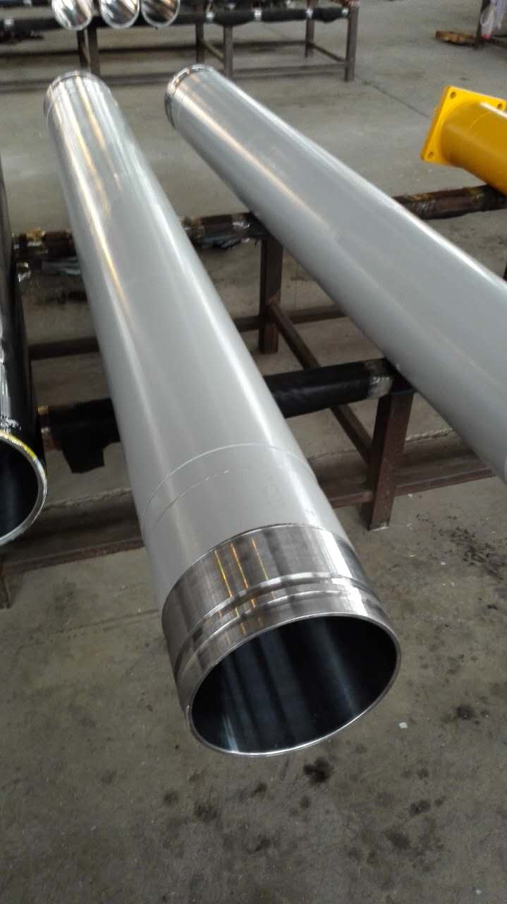 SCHWING concrete cylinders