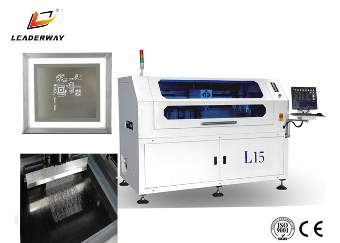 Solder Paste Screen Printer Machine For SMT Circuit Boards
