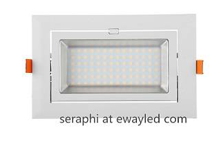 High Quality CE/RoHS/SAA Approved 21W LED Ceiling Shoplight