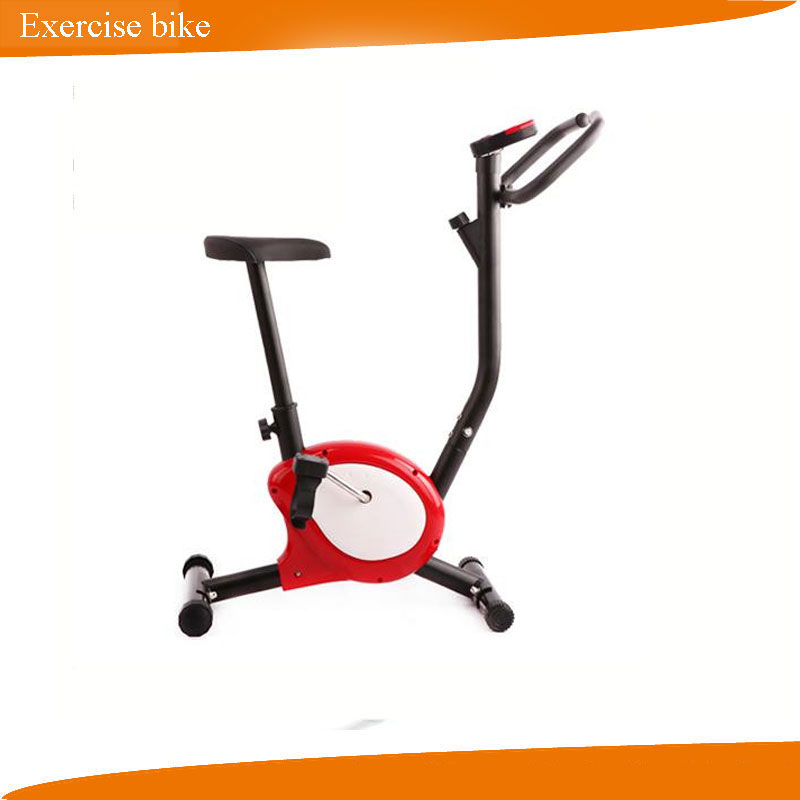 Belt exercise bike