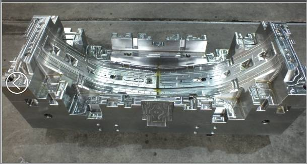 plastic vechile mould base