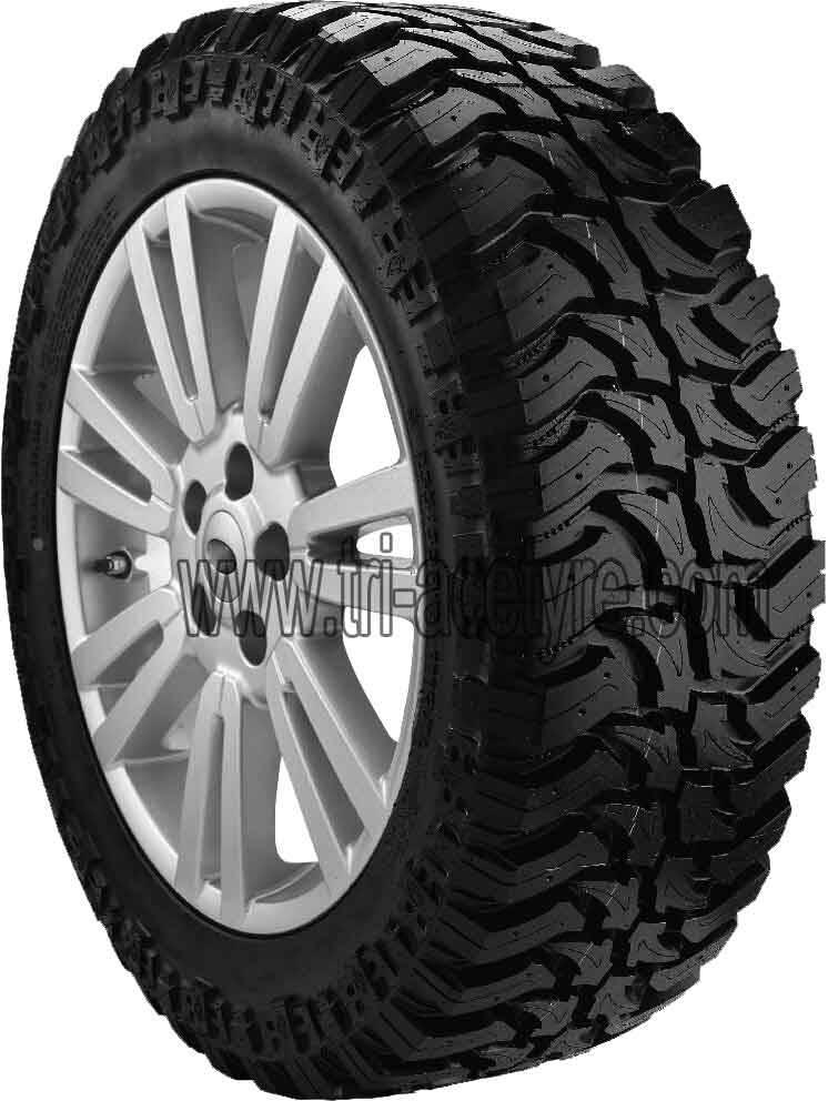 Radial Mud Terrain Car Tire Tyre (DAKAR M/TIII & MUD TERRAIN)