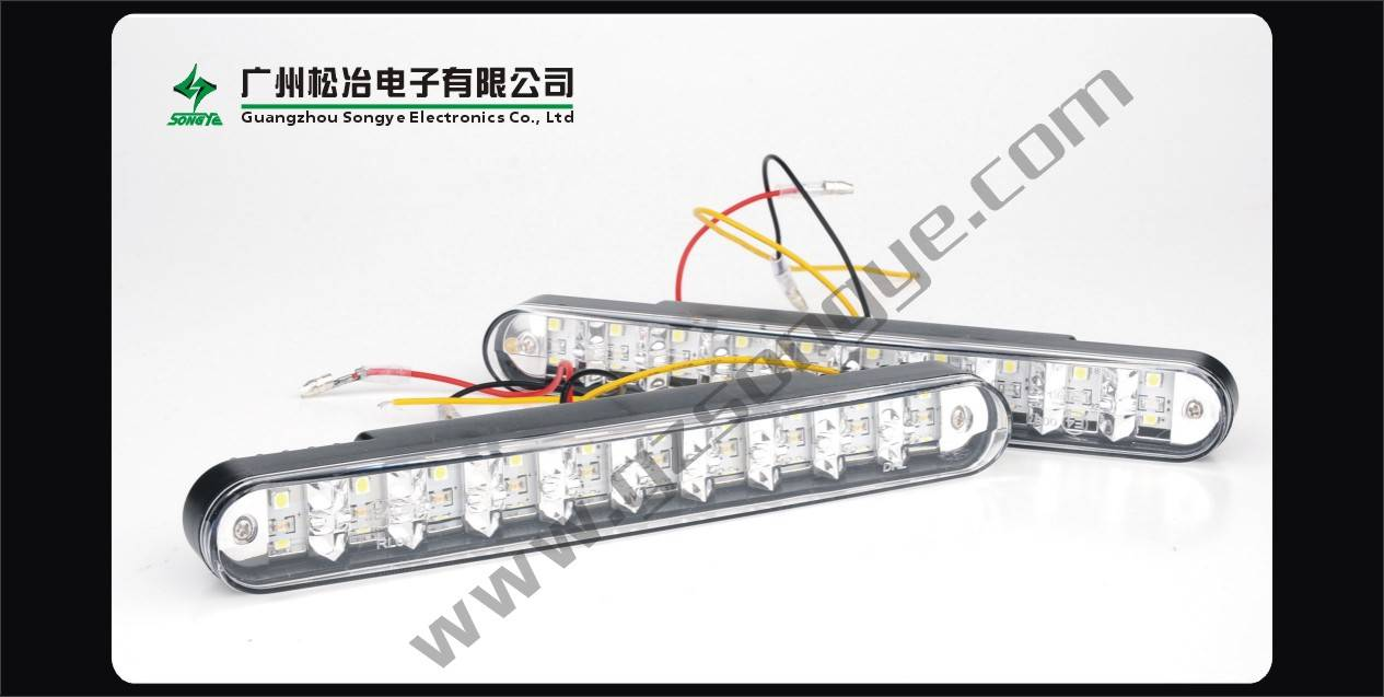 SKU# SY-008 Y5 led daytime running light