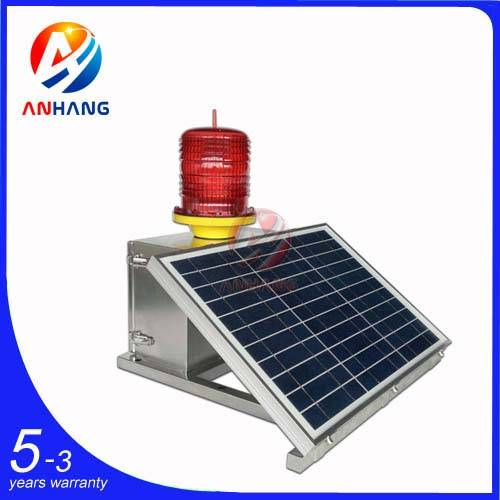 AH-MS/S Medium-intensity Type B Solar Aviation Obstruction Light