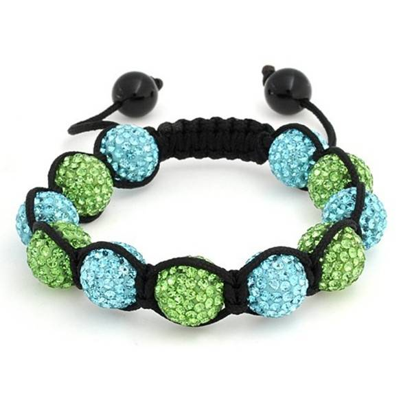 Colors Meaning Shamballa Bracelet