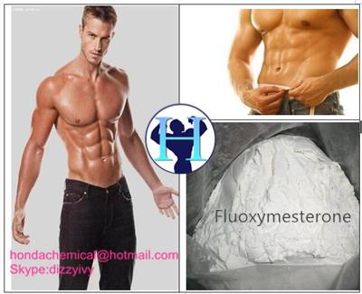 99.5% Fluoxymesterone Halotestin Anabolic Steroid Raw Testosterone Powder CAS 76-43-7