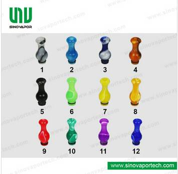 Acrylic Drip Tip 510 Long Drip Tips For Vaporizer Drip Tips