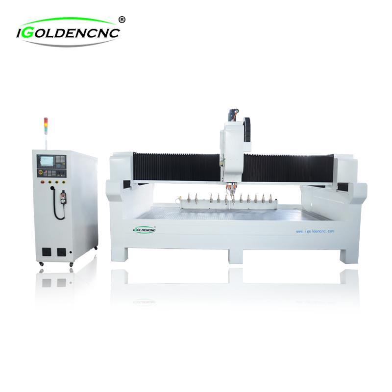 Stone cnc router Stone engraving machine ATC stone cnc router