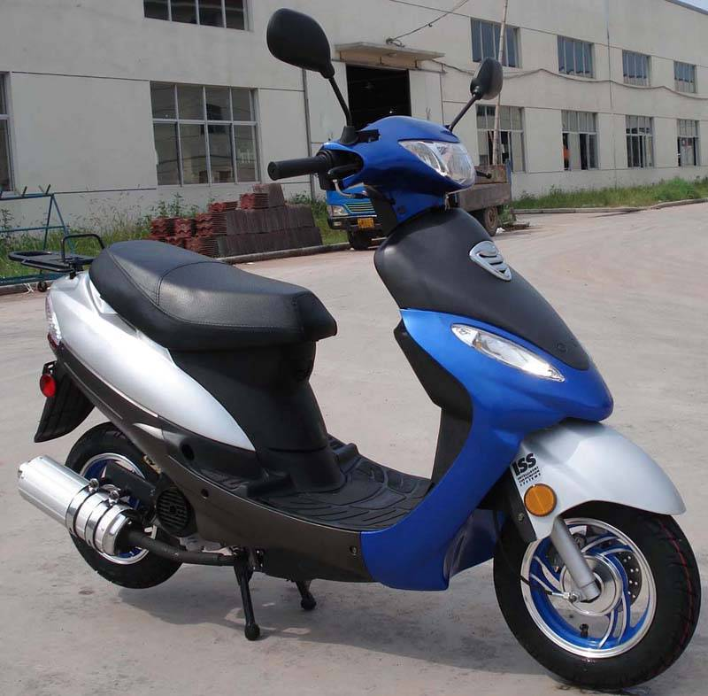 50cc Gas Scooter:  G805