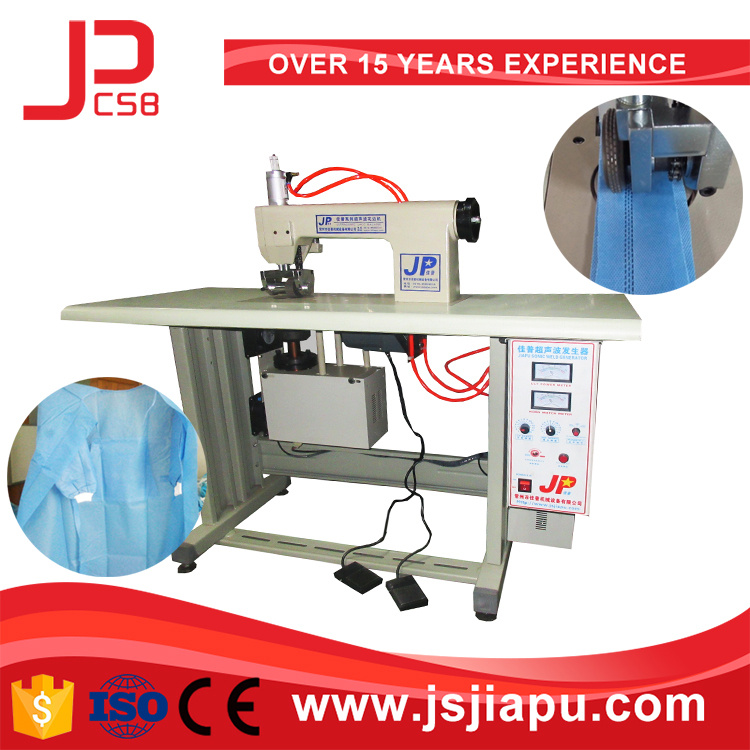 JIAPU Ultrasonic Surgical Gown Sealing Machine