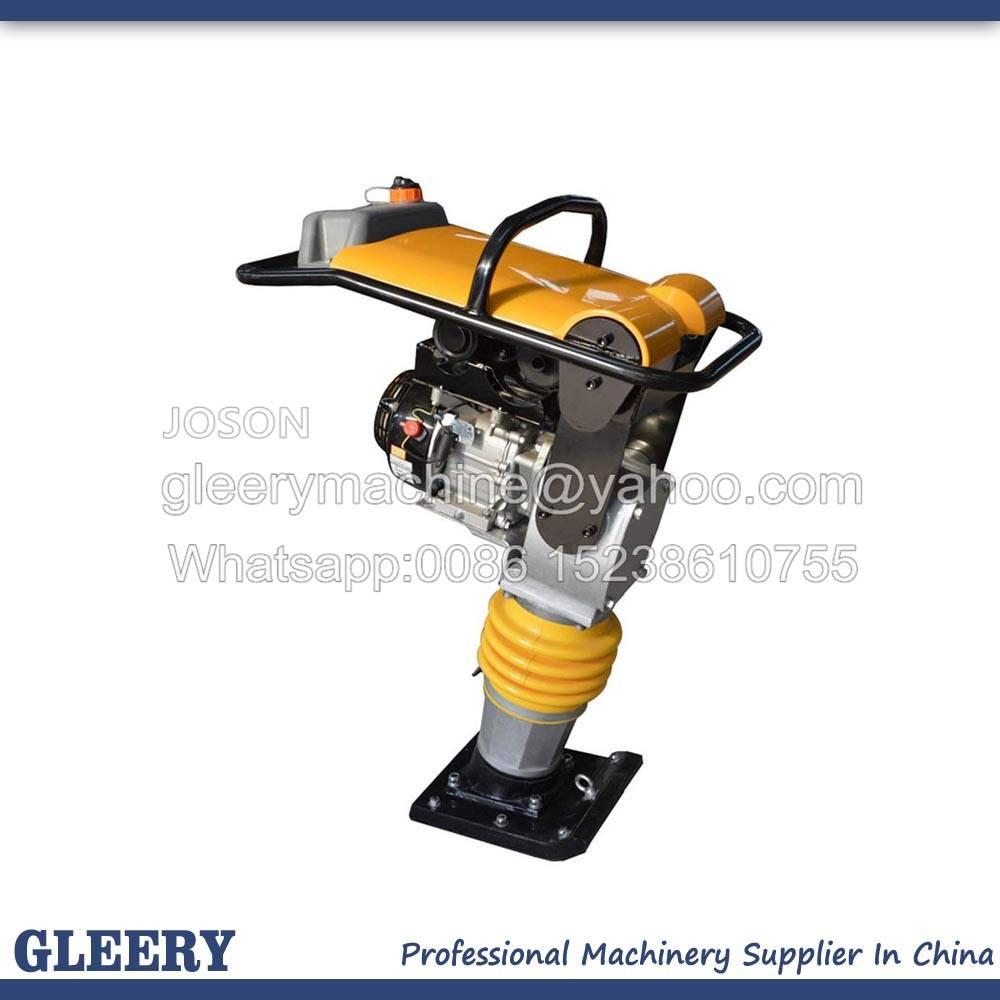 RM80 Gasoline Honda GX160 Earth Rammer
