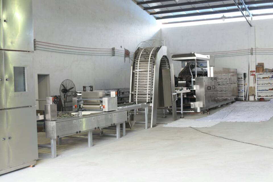 China factory Biscuit Machine/Wafer Machine/Wafer Production Line