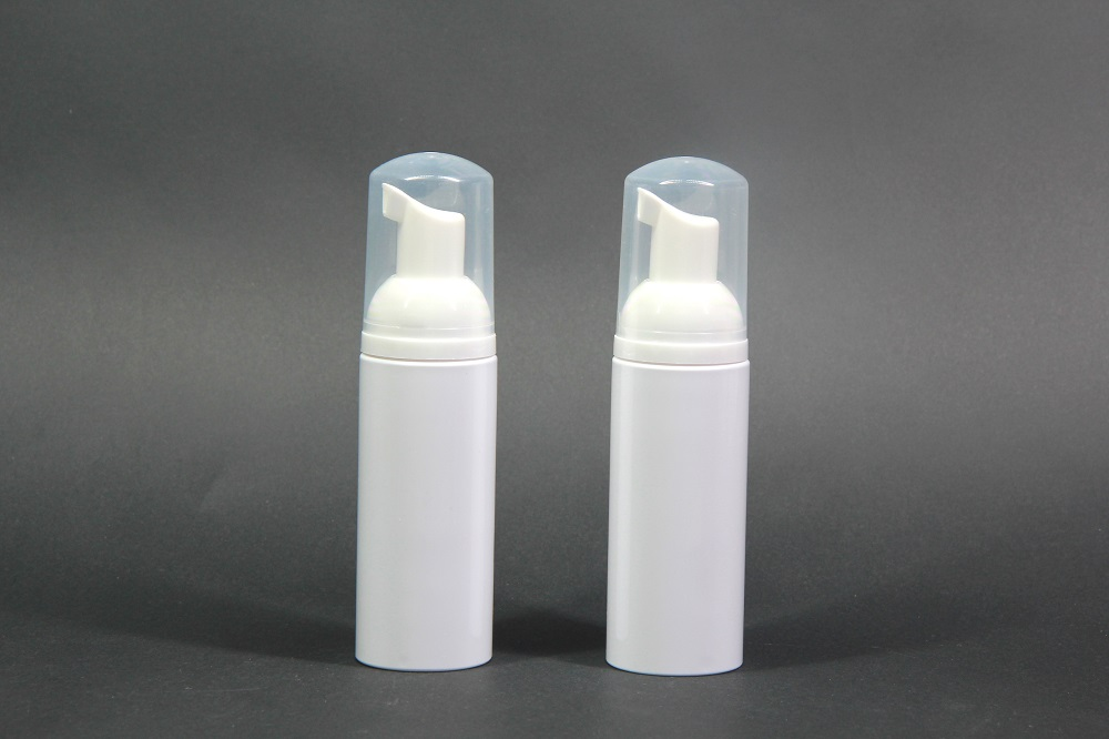 50ml white foam bottle, foam pump bottle