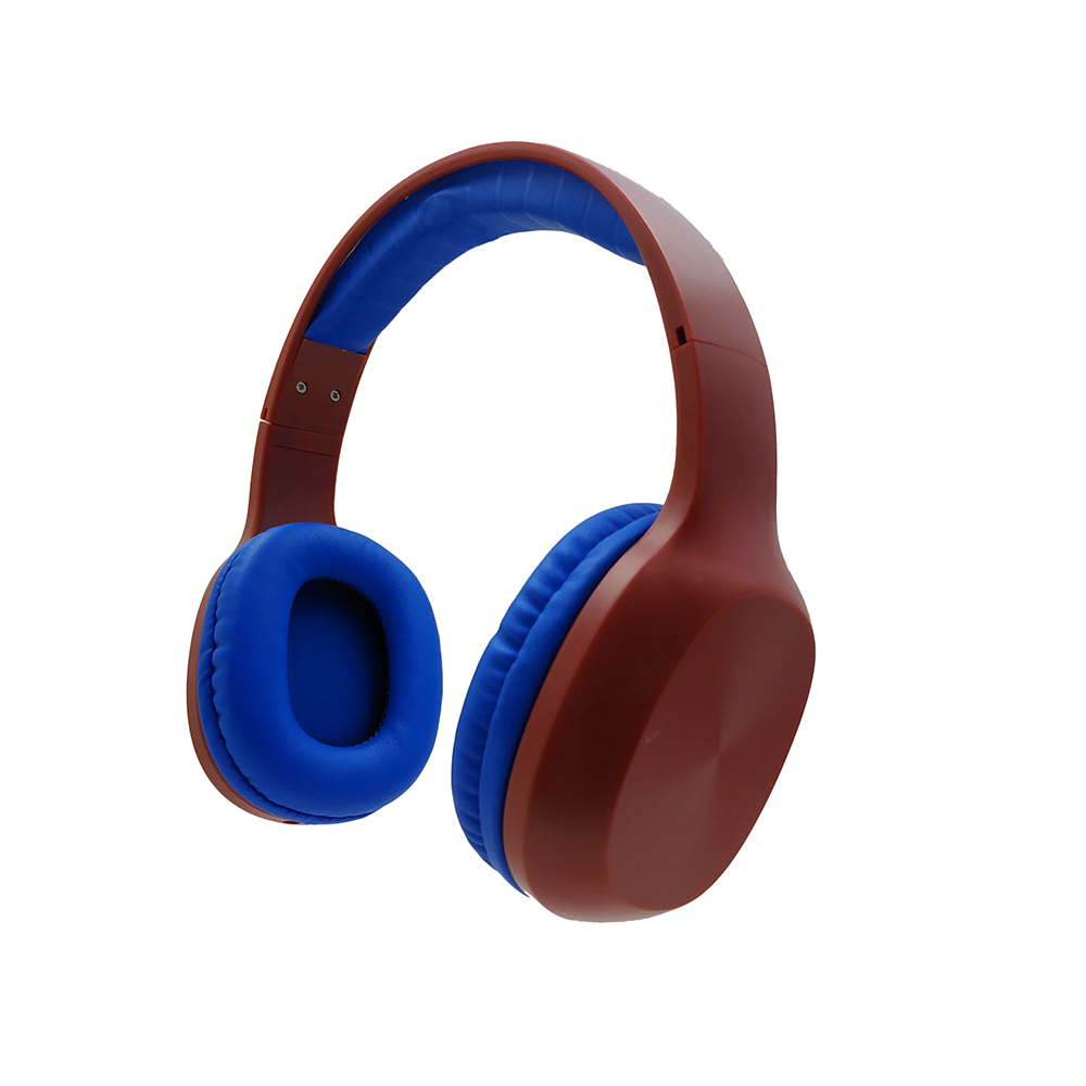 Cool colors over ear design wholesale cheap stereo bluetooth headset