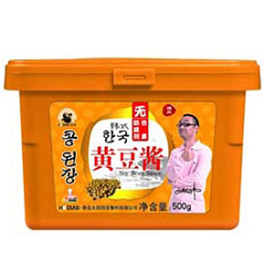 export soybean paste for varies of food cooking