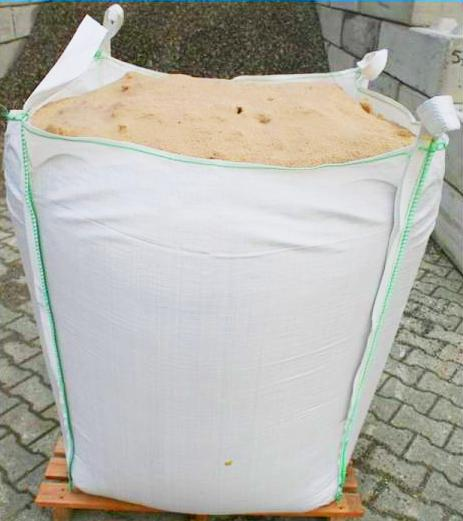 Construction sand and Abrasives Bulk Bags