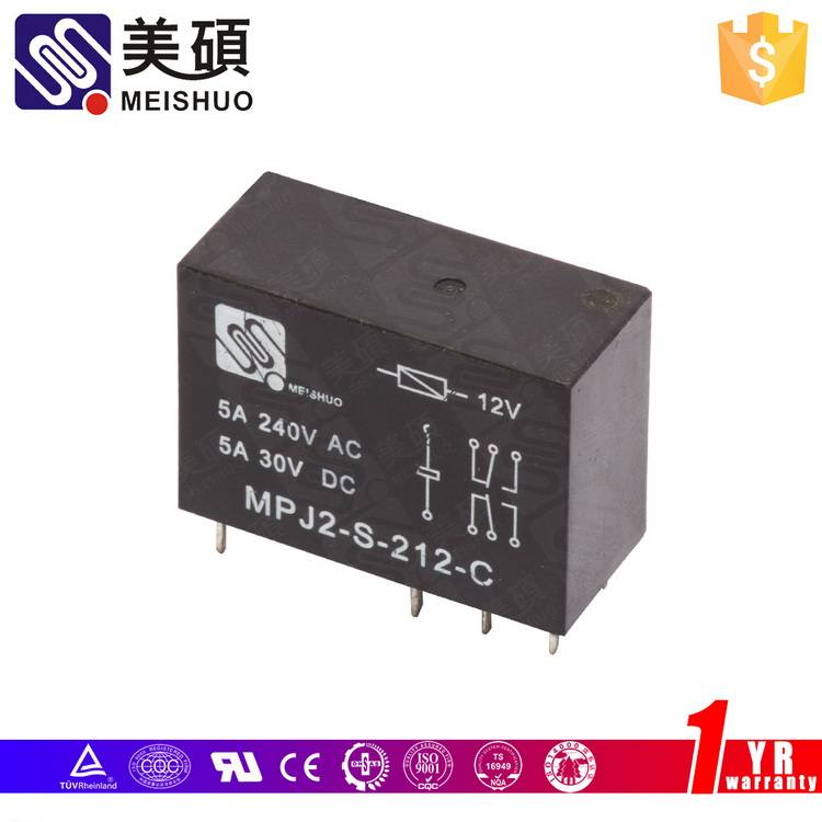Meishuo MPJ2 High Power PCB relay