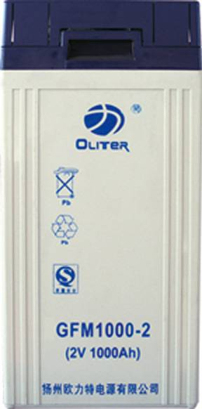 2v 1000ah solar storage gel/lead-acid battery for solar power station