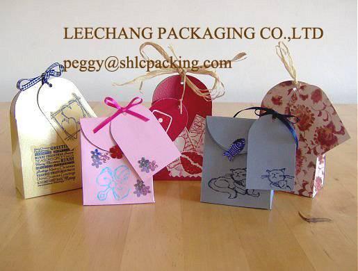 fineness kraft  paper shopping bags