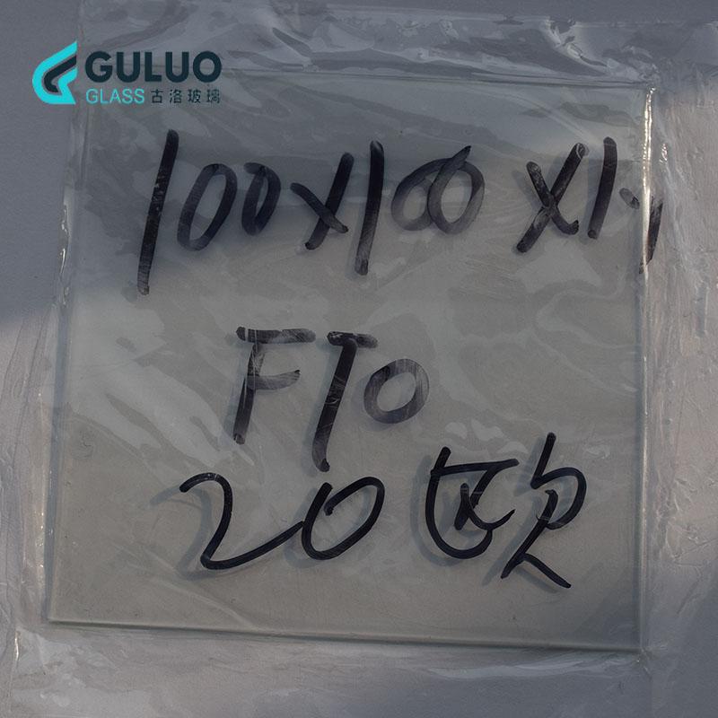 FTO glass 100X100x1.1mm