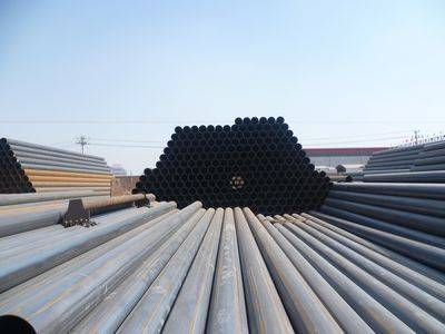ASTM/API Carbon Seamless/welded Steel Pipe
