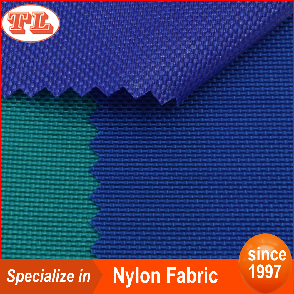 840d ballistic nylon oxford fabric with pu coated for outdoor backpack