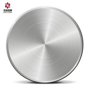 High Quality Factory Outlet Titanium Disc Gr7 ASTM B337 B338