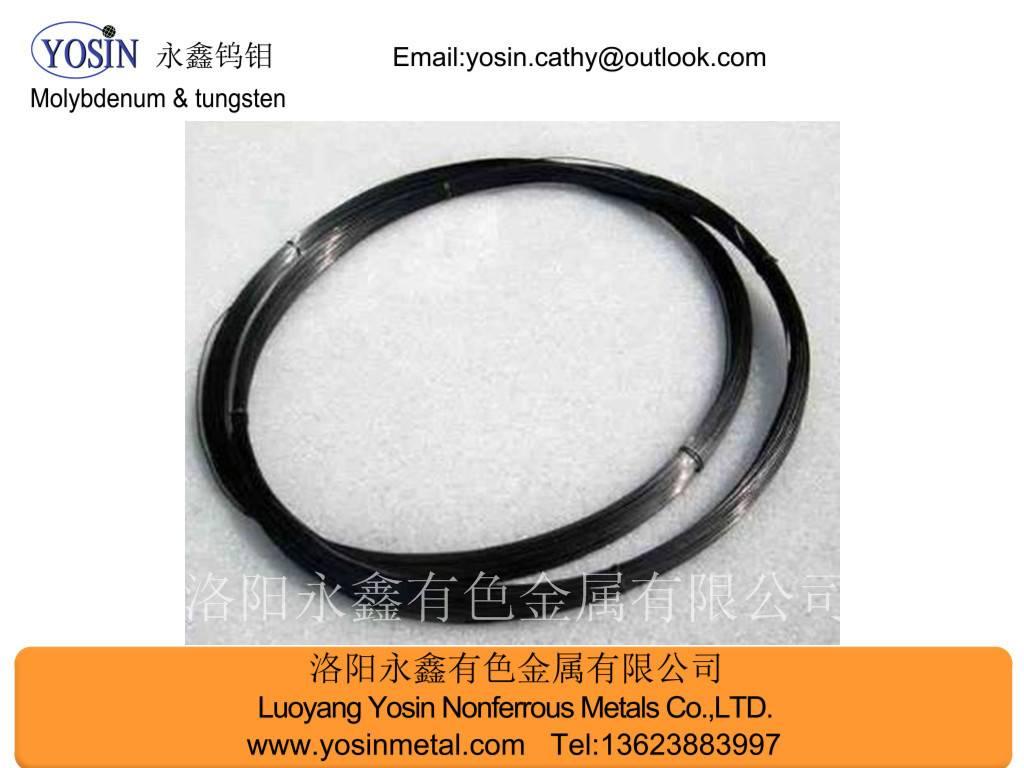 molybdneum spray wire,spray molybdneum wire,white molybdenum wires