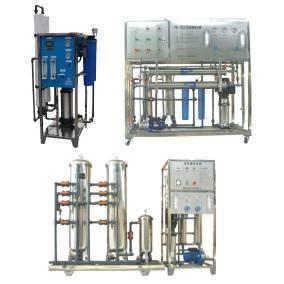 Brackish water desalination equipment 07