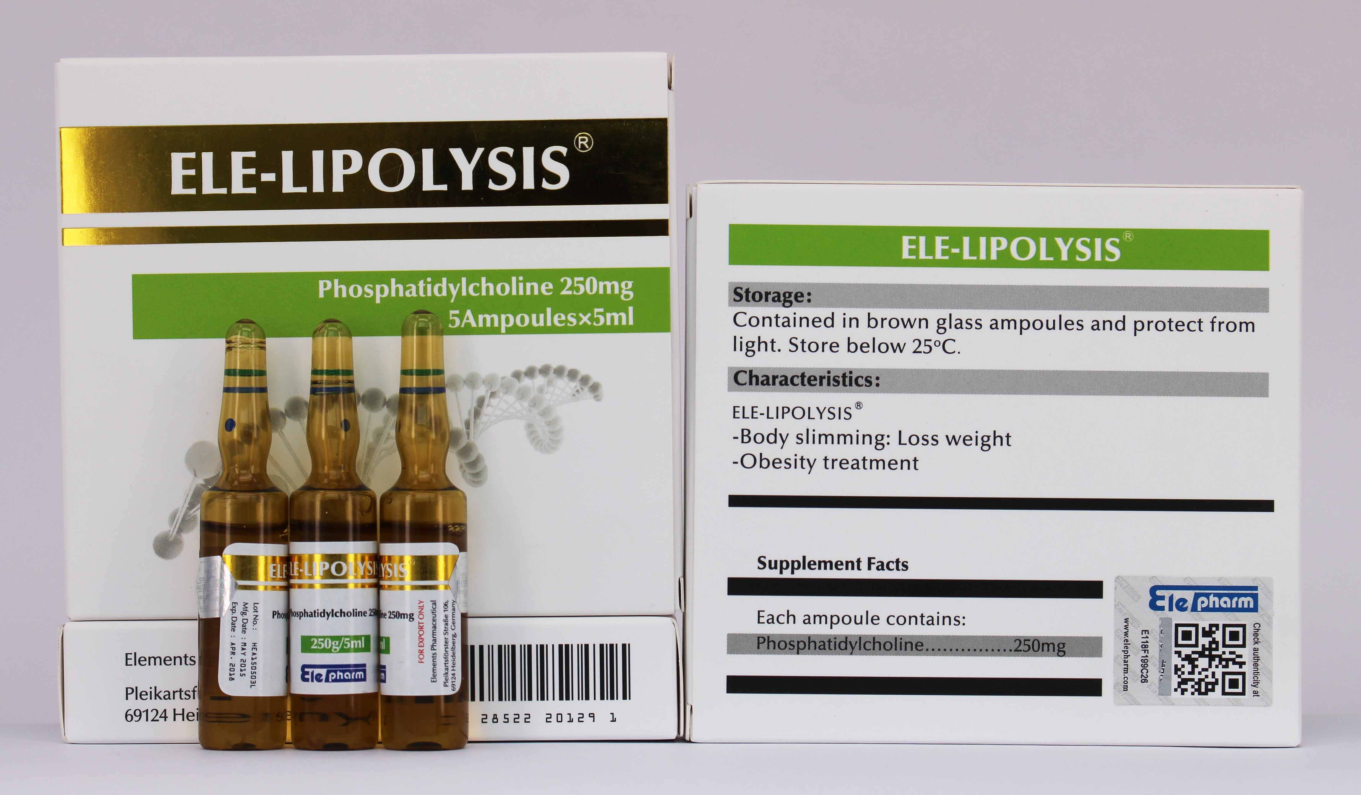 lipolysis in hign quality
