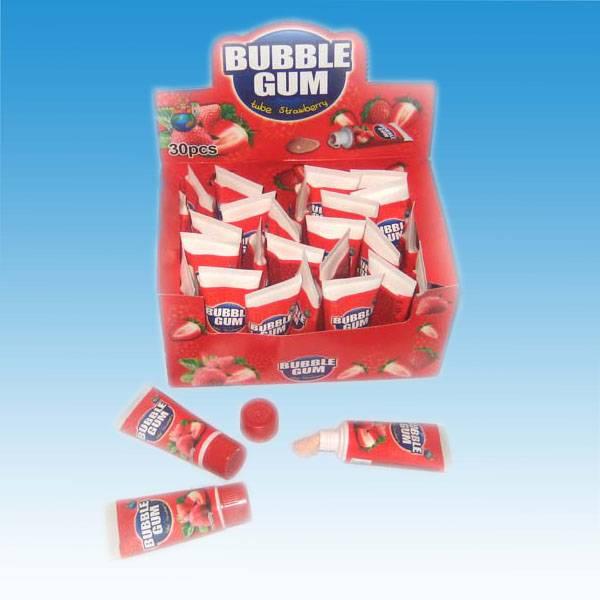 YUG018 Tube Bubble Gum