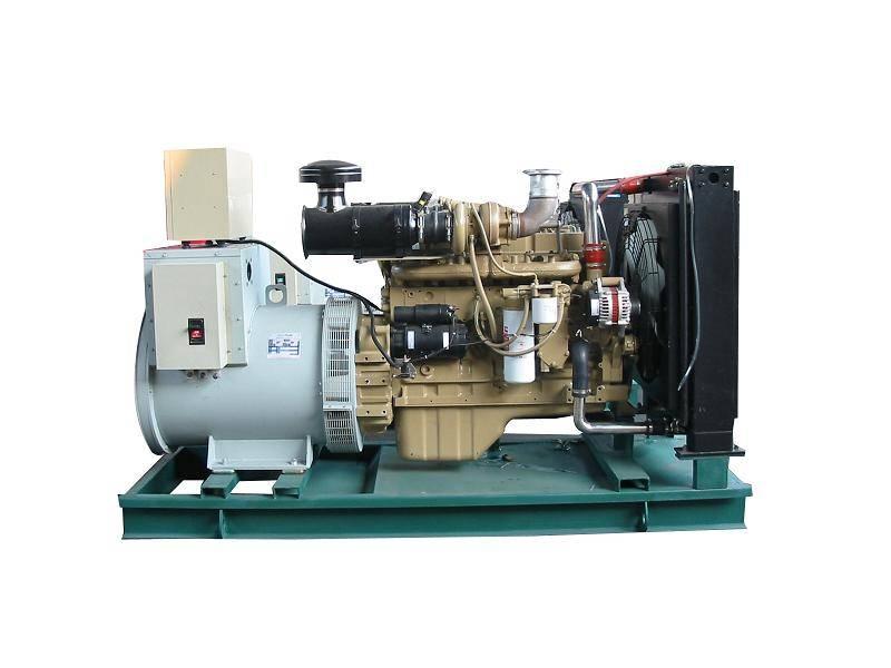200KW silent diesel generator