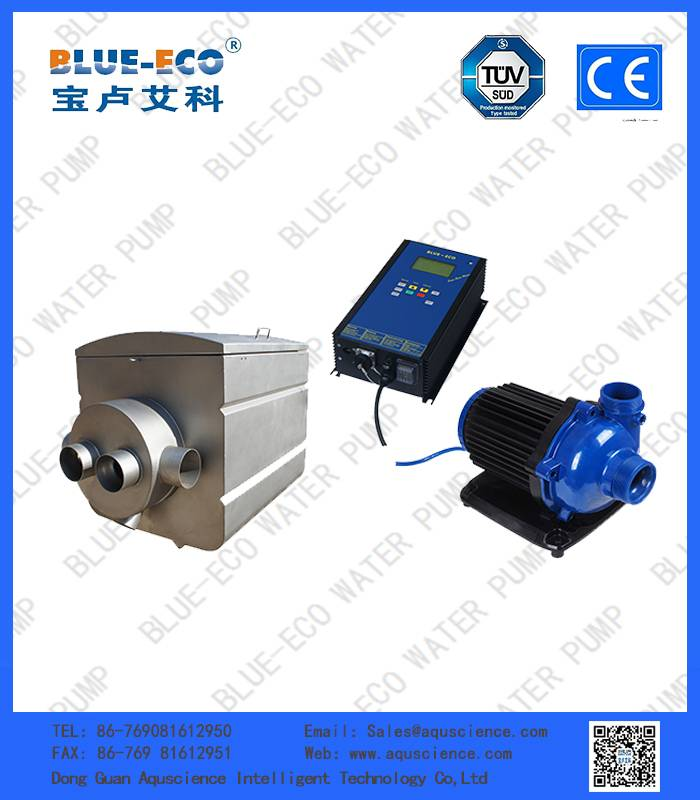 Intelligentl water filtration system for swimming pool