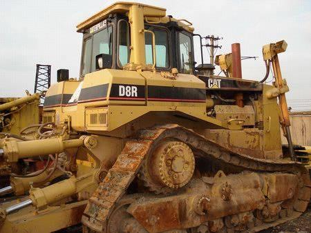 used bulldozer CAT D8R