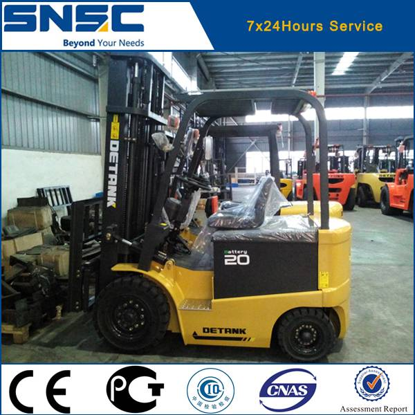 china fork lift for sale 2t forklift electric