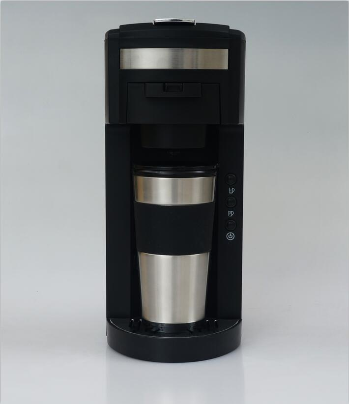 K-cup capsule coffee maker 3-in-1 with good quality
