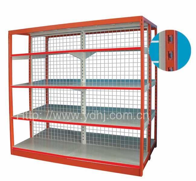 supermarket Multifunctional wire back shelf (YD-015)