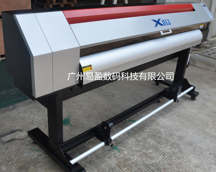 Large format vinyl plotter with DX7 head 1.8m XULI eco solvent printer 1440dpi
