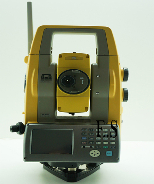 """Topcon PS-101A 1"""" Robotic Total Station"""