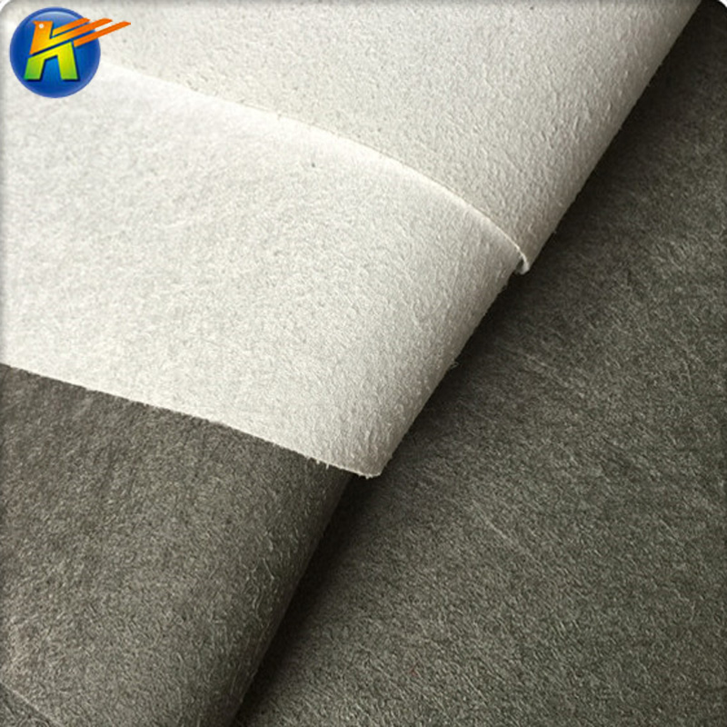 environment protection material mon-woven synthetic microfiber base for safety shoes
